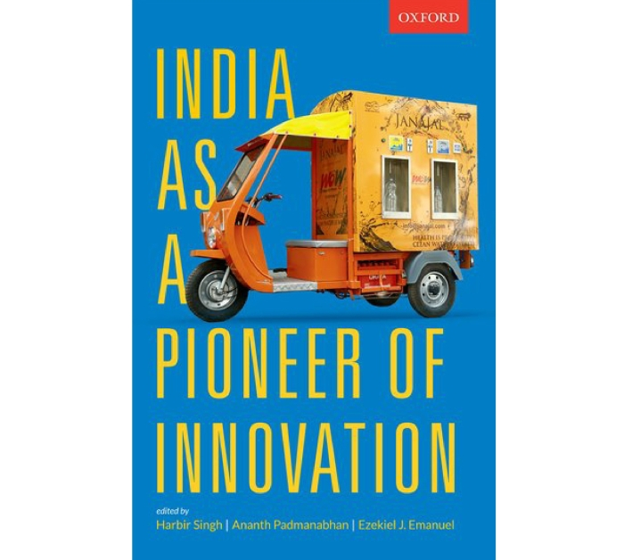 India as Pioneer Book